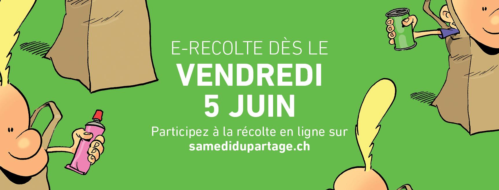 samedi du partage e-recolte 2020